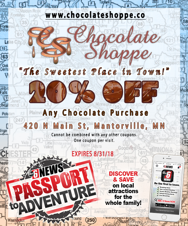 Mantorville Chocolate Shoppe