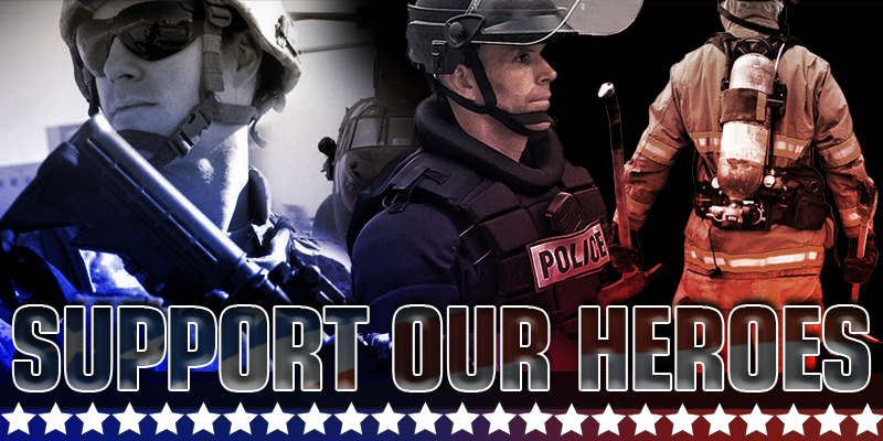 Support Our Heroes