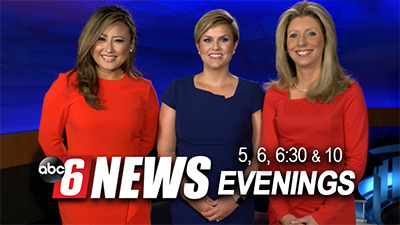 ABC 6 News Evenings