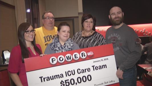 Mayo Clinic Nurses Win $50,000 in Powerball Drawing | KAALTV com