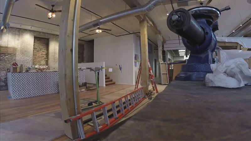 Restoring A Piece of Rochester's History