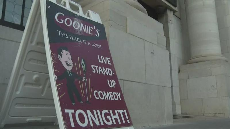 Comedy Club Closing, but not Before a Few Laughs