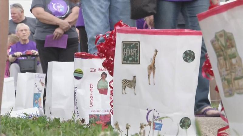 KAALtv.com - Two Women Affected by Cancer Honored at Dodge County Relay for Life