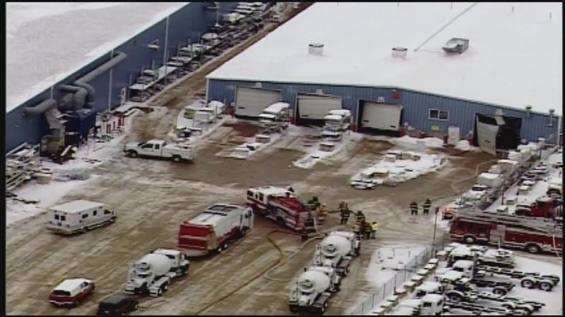 Six Injured in McNeilus Truck & Manufacturing Explosion; Community Reacts