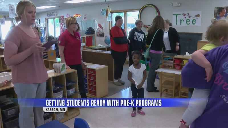Getting Students Ready with Pre-K Programs