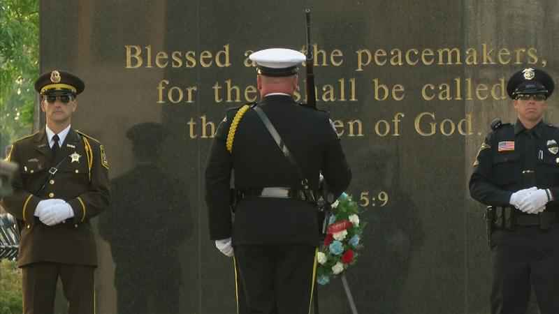 (Neb)-It's National Peace Officer Memorial Day