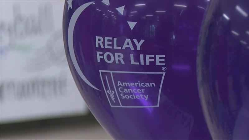 Relay for Life Event at John Marshall High School