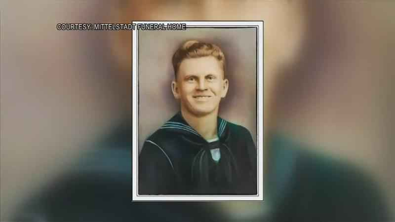 World War II Sailor's Remains Returned Home
