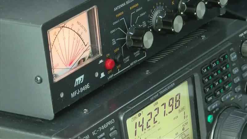 Across the Country, Amateur Radio on Display