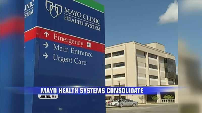 "Mayo Clinic Health System to Consolidate Some ""Inpatient"" Services in Austin"