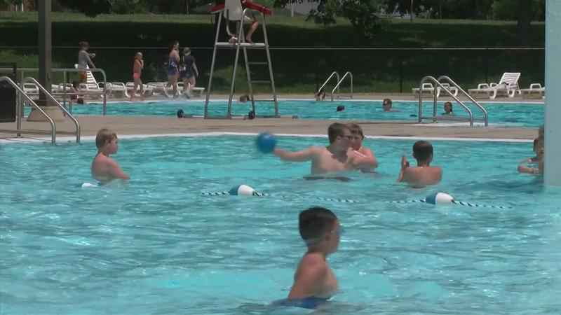 Residents Enjoy Weekend Events Despite Heat