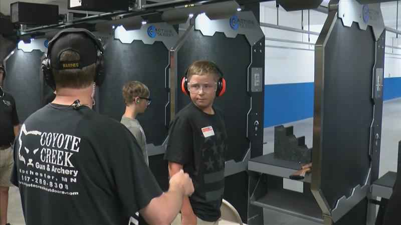 Free Youth Firearm Safety Classes