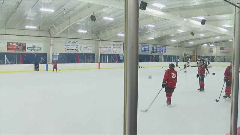 Dodge County Ice Arena Packed Amid Summer Rink Shortage