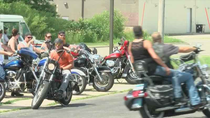 Motorcyclists Hit the Road for Fundraiser for Albert Lea Girl Killed in Bike Crash