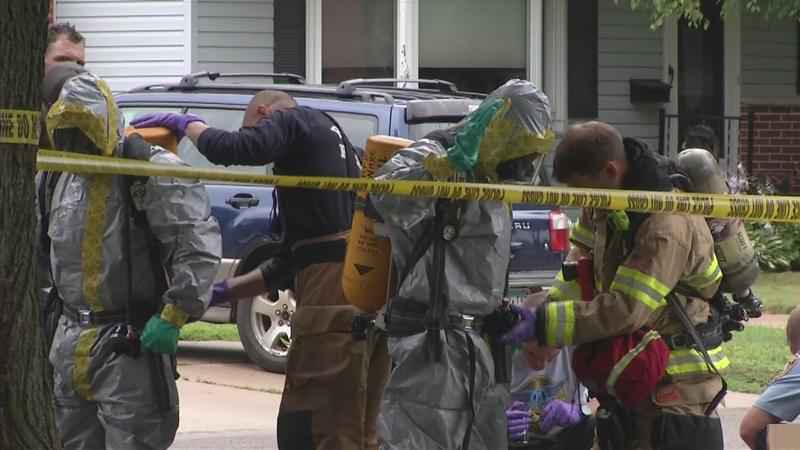 Possible Narcotics Lab Investigation in SE Rochester