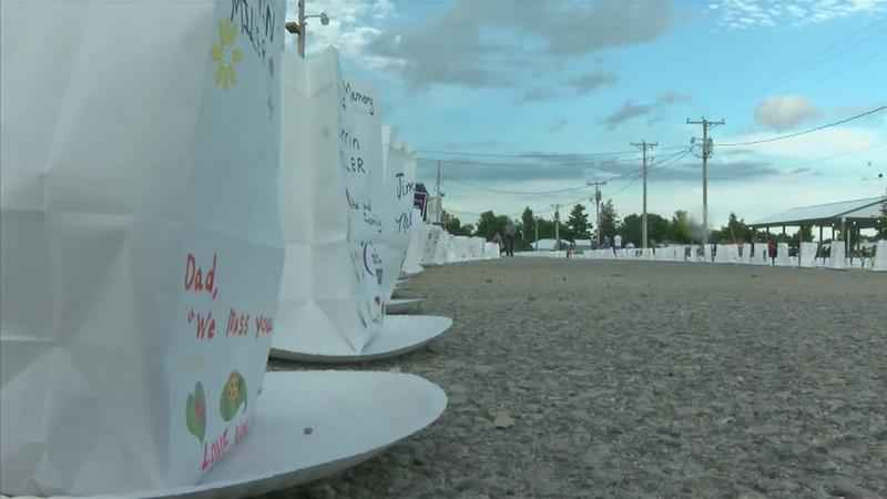 Rain Dampens Mower County Relay for Life