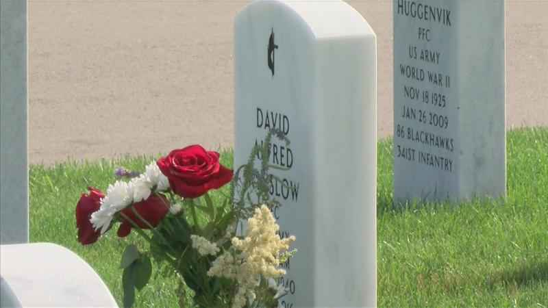 Raising Awareness of Veterans Cemetery