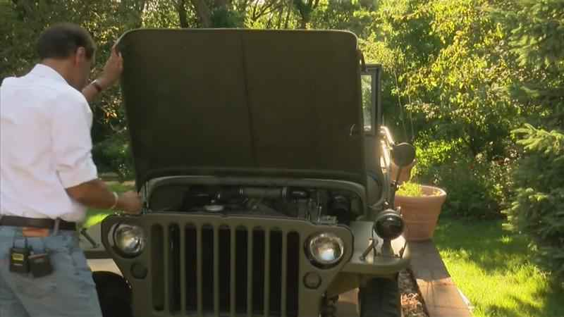 Rochester Doctor Drives Back into History with Jeep Restorations