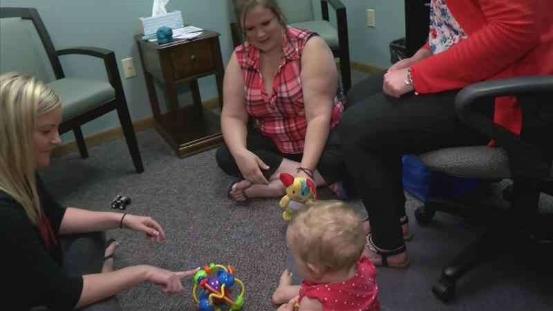 Rochester Program Empowering New Moms, Pregnant Women to Stay Sober