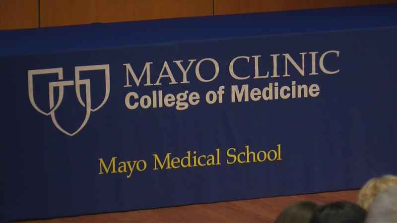 A Special Weekend for Mayo Clinic School of Medicine Students