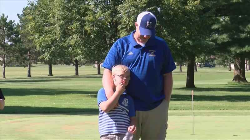 Golf Classic leaves impact on Hayfield family