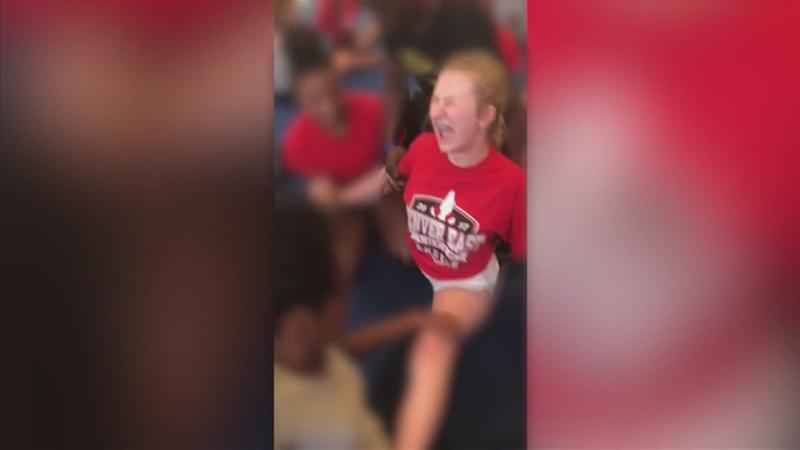 In-Depth at 6:30: Local Gymnastic Coach Reacts to Video of Cheerleader Forced Into Splits