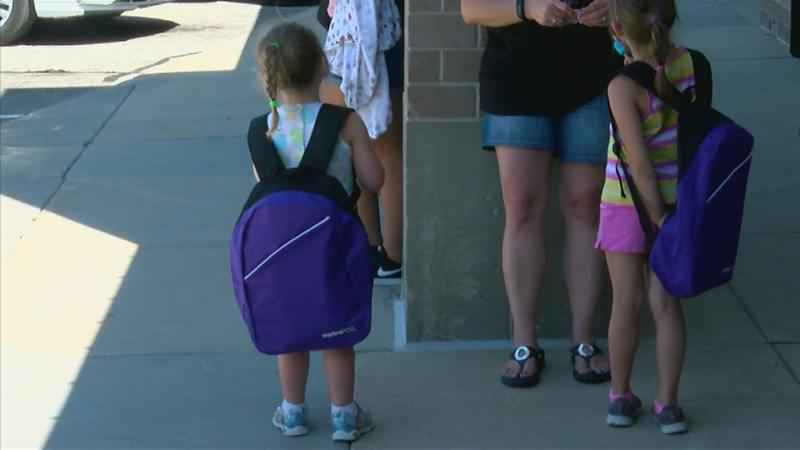 Local Students Receive Free School Supplies