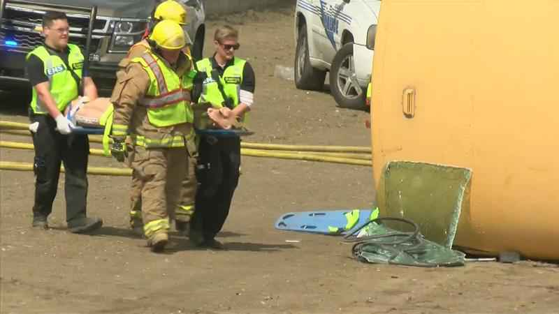 Preparing for the Worst: Dodge County Trains for Mass Casualty