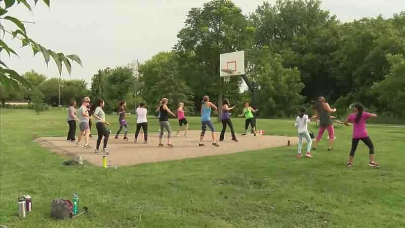 Three Rochester Parks in Running for New Basketball Court
