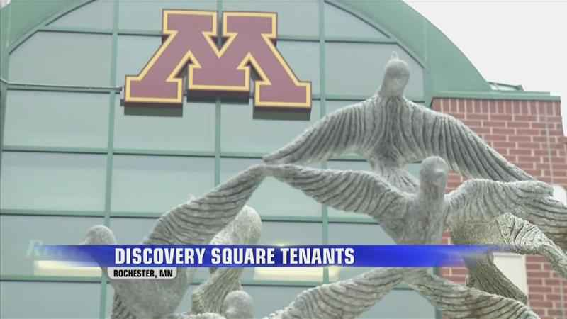 UMR Taking Steps to Join Discovery Square