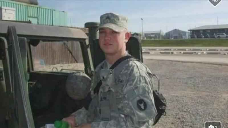Veteran's Family Hopes Others Learn From His Suicide