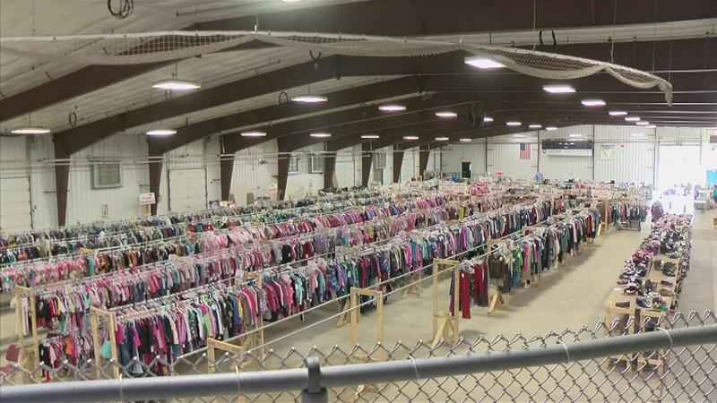 5th Annual 'Just Between Friends' Consignment Sale