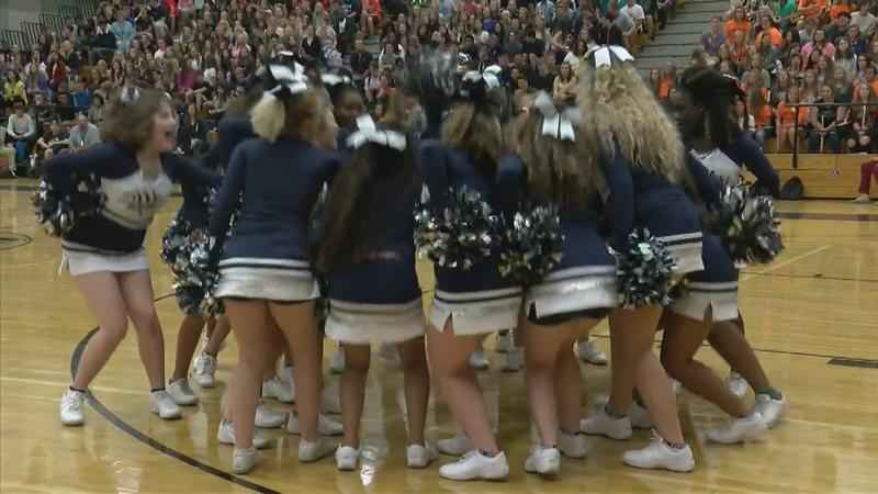 Century High School Cheerleader Battling Through Tourette Syndrome