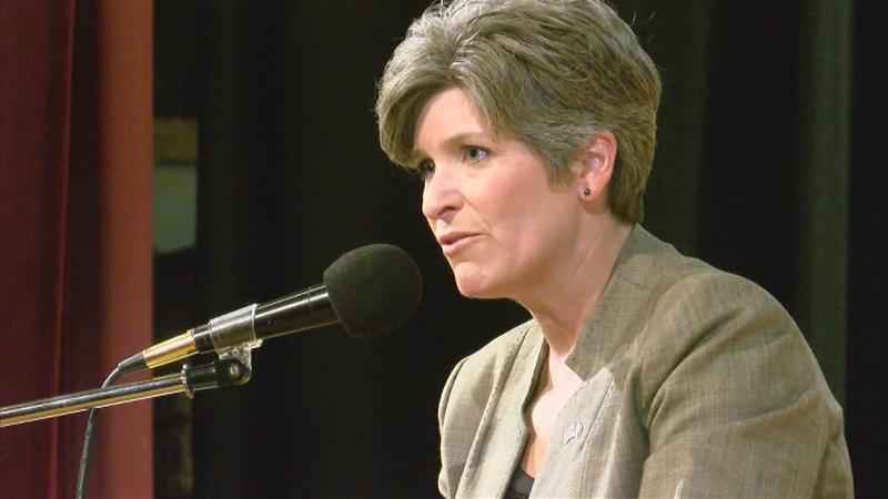 Ernst Leaning Toward Voting Yes on GOP Health Care Bill