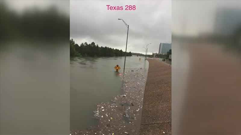 Local Woman Recalls Hurricane Harvey Experience