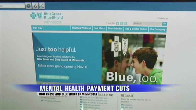 Many Concerned Over Blue Cross Payment Cuts To Mental Health