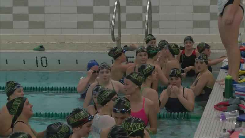 Mayo Spartans Girls Swimming & Diving