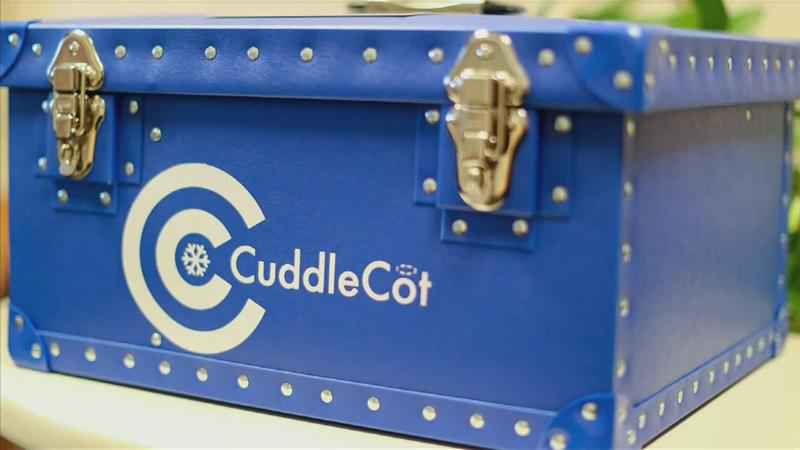 Raising Money for More Cuddle Cots