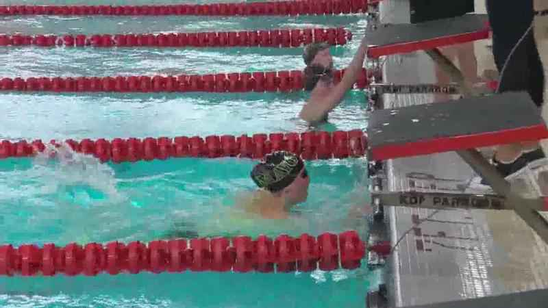 Saturday's Early Highlights: Austin Girls Swimming Invite