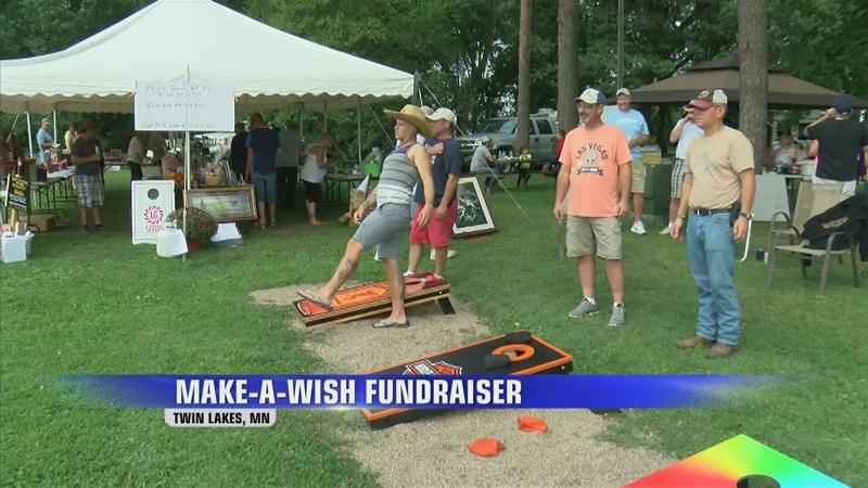 Twin Lakes Campground Holds Fundraiser for Make-a-Wish