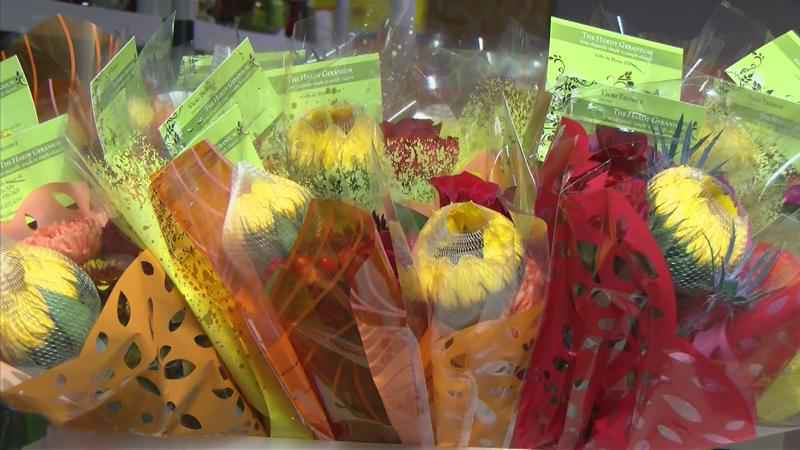 200 Bouquets Bring Hundreds Of Smiles