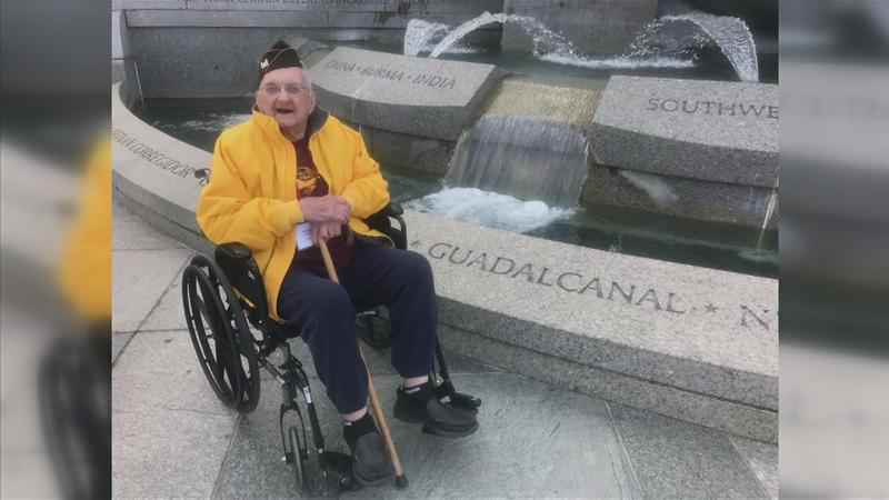 94-Year-Old Albert Lea Veteran Takes the Trip of a Lifetime