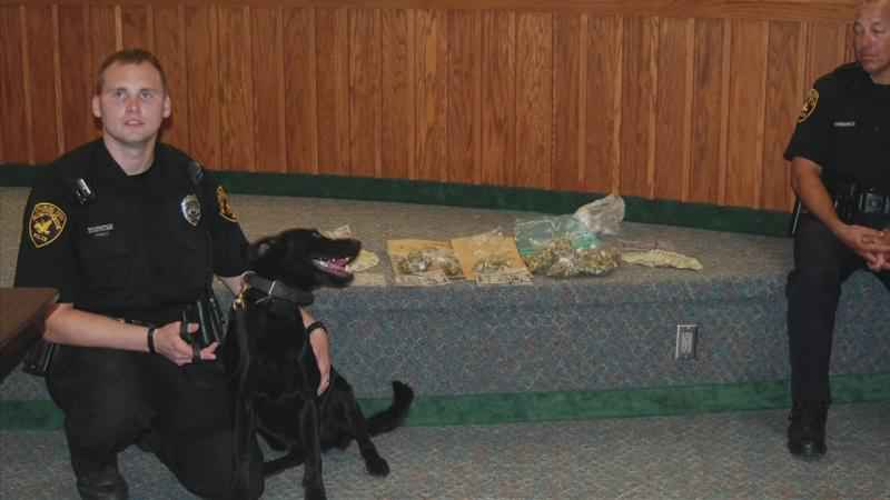 Charles City K-9 Retiring After 10 Years of Service