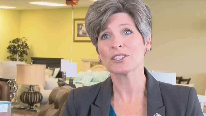 Ernst: 'We'll Hold [Pruitt's] Feet to the Fire' on Renewable Fuel Standard