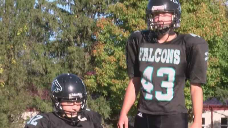 """Fillmore Central kicker """"goes the distance"""" on the field, and in life"""