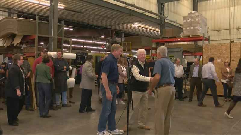 Journey to Growth Visits 'Biggest Little Town' in the Region