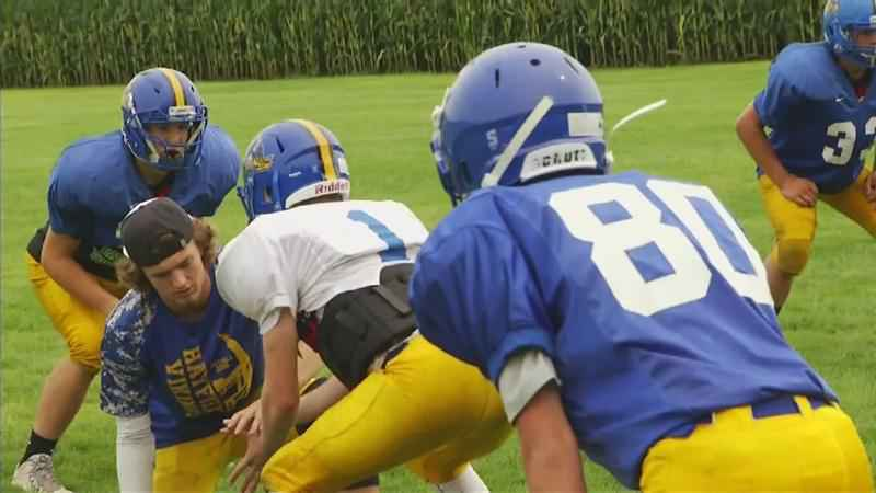 Injuries Force Hayfield to Forfeit Game