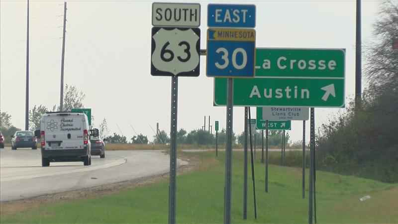Interchange Area of Hwy 63 and I-90 Could Receive Changes