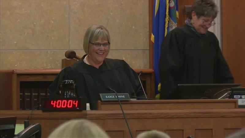 New Third Judicial District Judge Sworn In