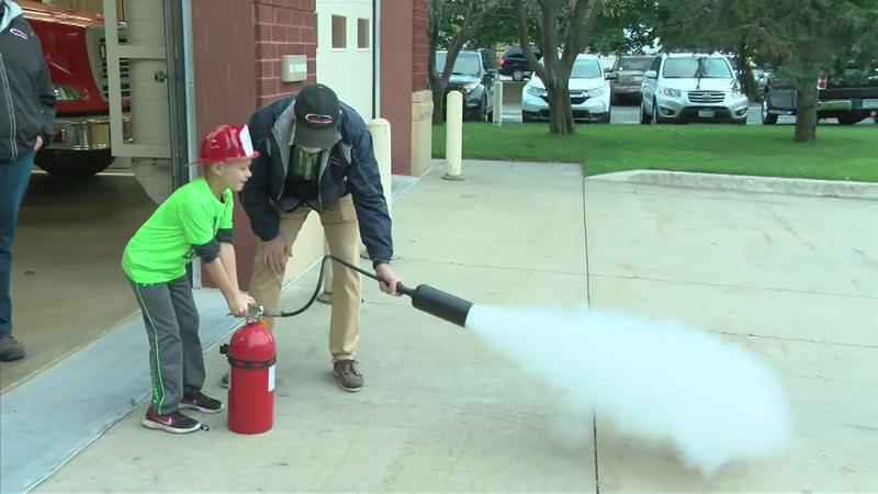 Open Houses Promote Fire Prevention